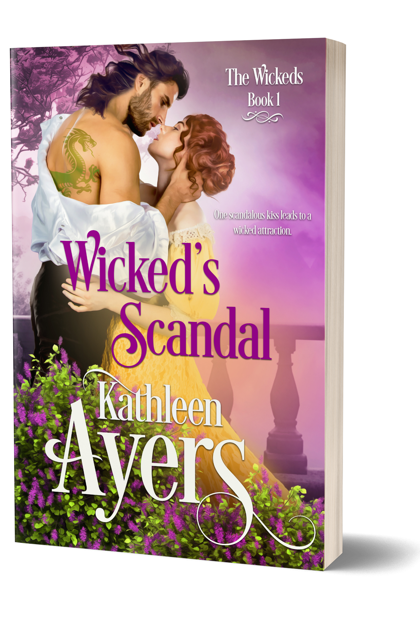 Wickeds Scandal PP