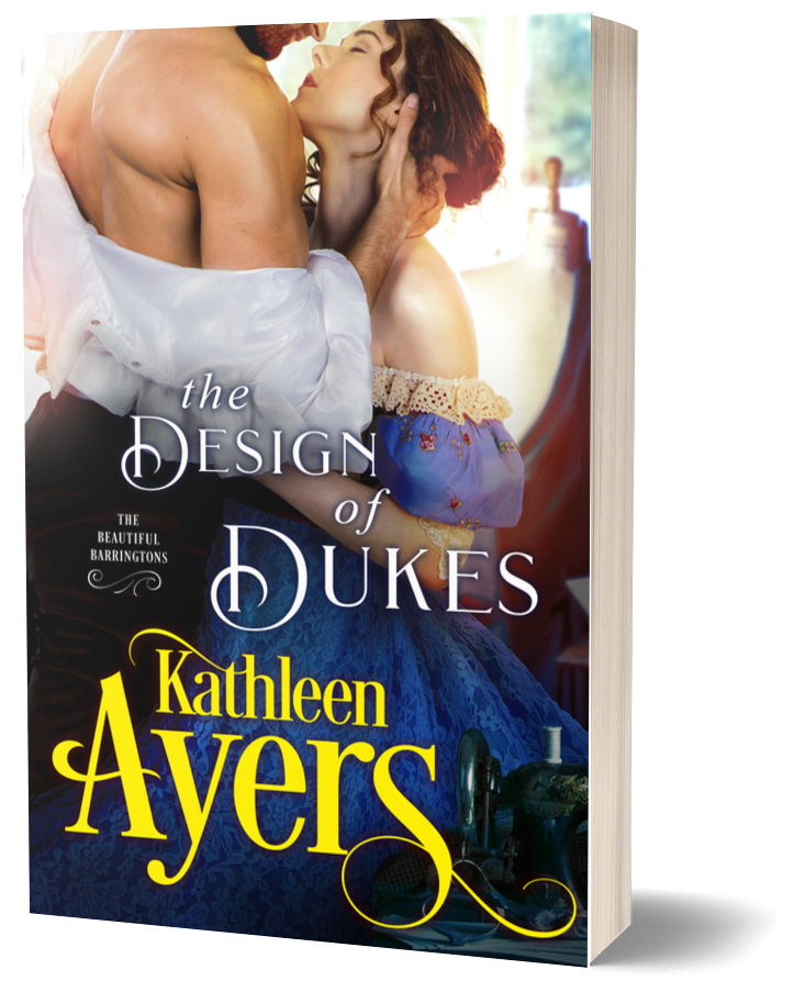 Design of Dukes Kathleen Ayers