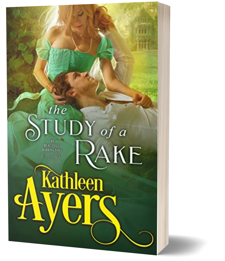 The Study of a Rake Kathleen Ayers