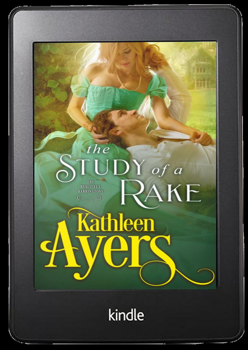 The Study of a Rake Kathleen Ayers